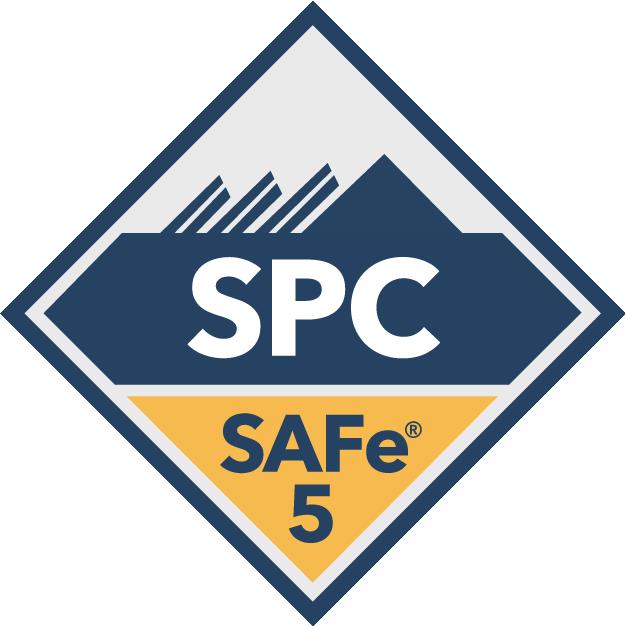 SAFe 5 Program Consutlant (SPC)